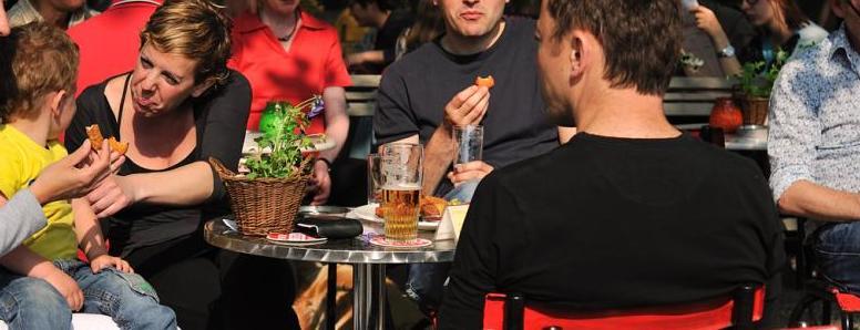 Lekker borrelen bij LEF Restaurant & Bar