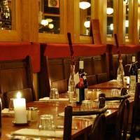 gezellig restaurant
